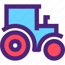 agriculture, earth, farming, garden, nature, tractor icon