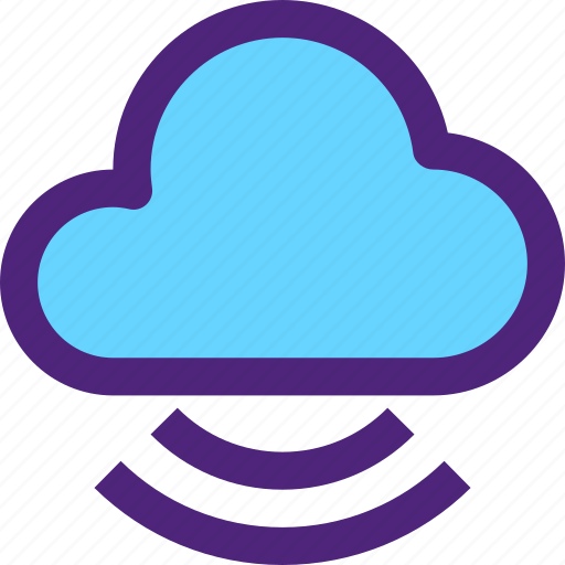 cloud, net, network, signal, structure, system, web icon