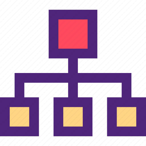 connected, net, network, structure, system, users, web icon