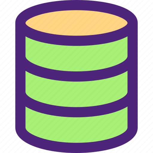 database, net, network, structure, system, web icon