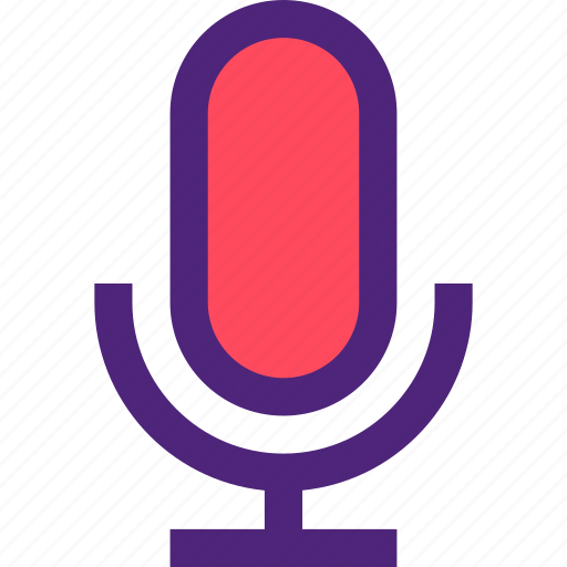 call, contact, dial, microphone, phone, telephone icon