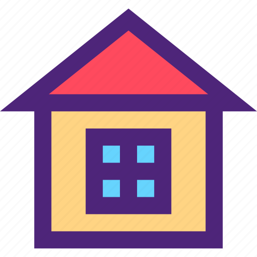 assets, capital, estate, home, house, property, wealth icon