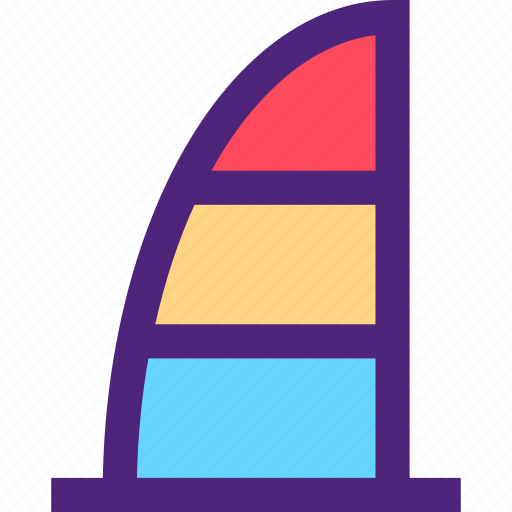 assets, capital, estate, modern, property, tower, wealth icon