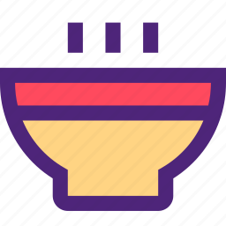 bar, diner, hot, lounge, restaurant, soup, tavern icon