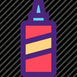 bar, bottle, diner, ketchup, lounge, restaurant, tavern icon