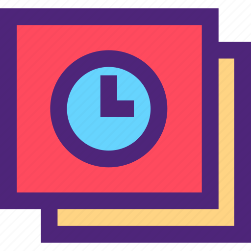 agenda, agenta, diary, plan, program, schedule icon