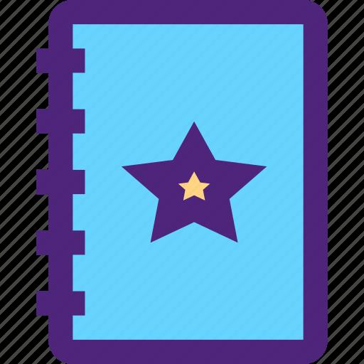 agenda, agenta, book, diary, plan, program, schedule icon