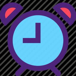 agenda, alarm, clock, diary, plan, program, schedule icon