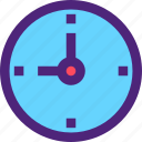 agenda, clock, diary, plan, program, schedule icon