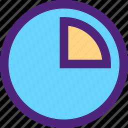 agenda, diary, first, plan, program, quarter, schedule icon