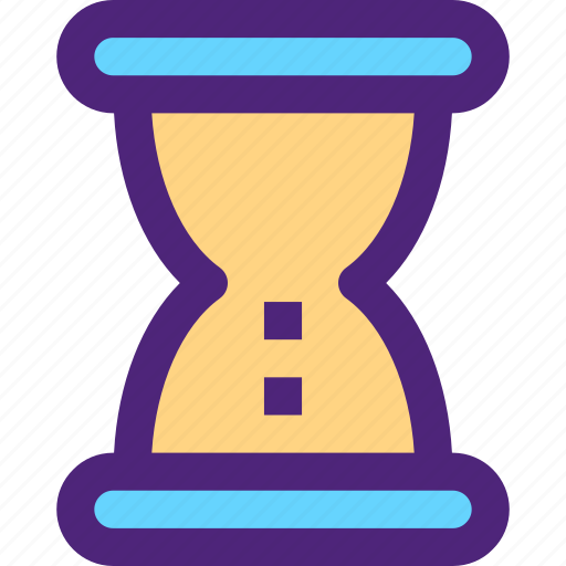 agenda, clock, diary, old, plan, program, sand, schedule, watch icon