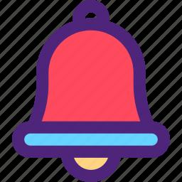 agenda, bell, diary, plan, program, ring, schedule icon