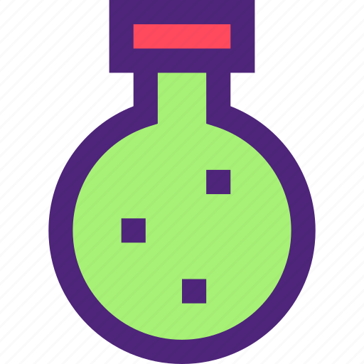 art, bottle, education, experiment, learning, science, wisdom icon