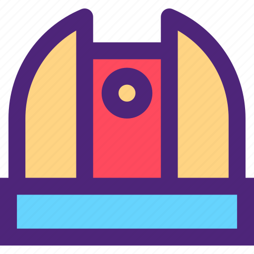 art, education, learning, observatory, science, wisdom icon