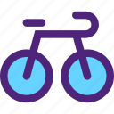 action, athletics, bicycle, bike, game, recreation, sports icon