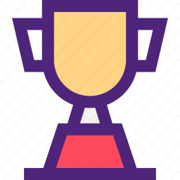 action, athletics, game, recreation, sports, trophy icon