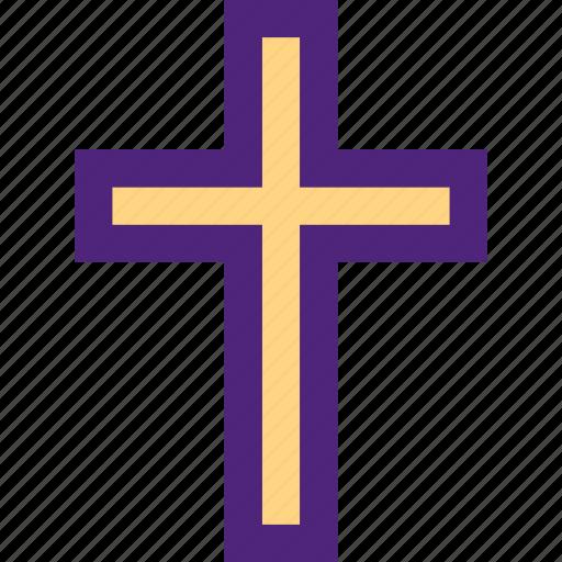 badge, christianity, emblem, figure, mark, religion, symbols icon