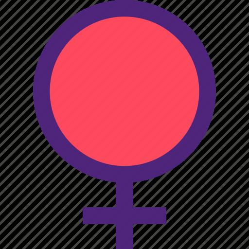 badge, emblem, female, figure, mark, sign, symbols icon