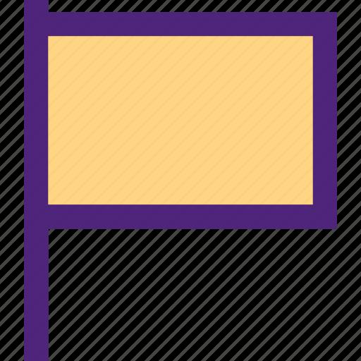 badge, emblem, figure, flag, mark, symbols icon