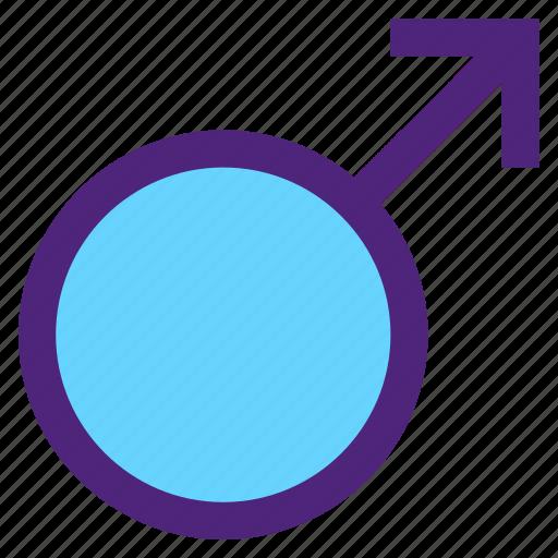 badge, emblem, figure, male, mark, sign, symbols icon