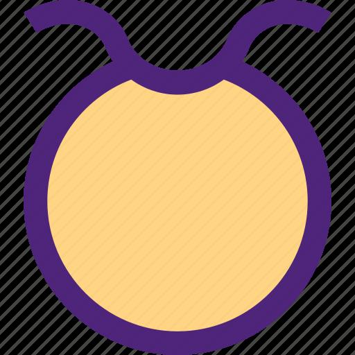 astrology, badge, emblem, figure, mark, symbols, taurus icon