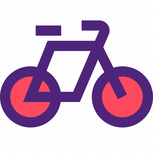 bicycle, carrier, freight, shipping, transit, transport icon