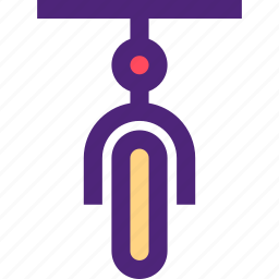 bicycle, carrier, freight, front, shipping, transit, transport icon