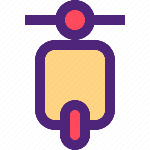 bike, carrier, freight, shipping, transit, transport icon