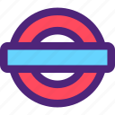 expedition, london, metro, tour, travel, trip, voyage icon