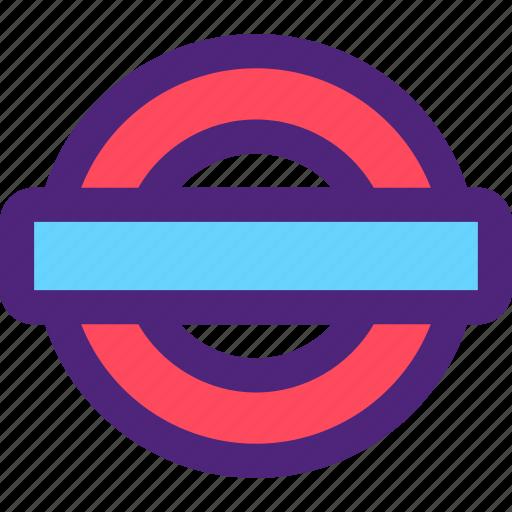 expedition, london, metro, tour, travel, trip, voyage icon