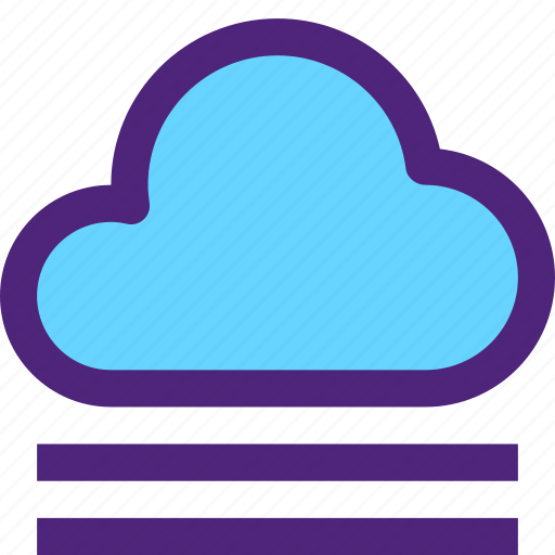 climate, clime, cloud, earth, fog, nature, weather icon