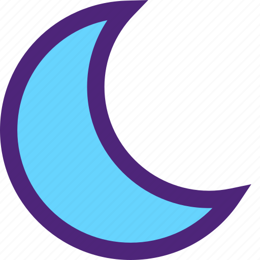 climate, clime, earth, moon, nature, weather icon