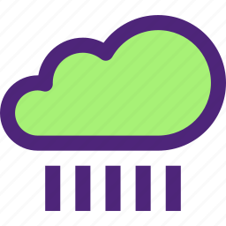 climate, clime, earth, nature, raining, weather icon