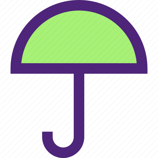 climate, clime, earth, nature, umbrella, weather icon