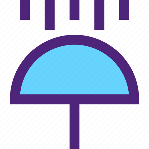 climate, clime, earth, nature, rain, umbrella, weather icon