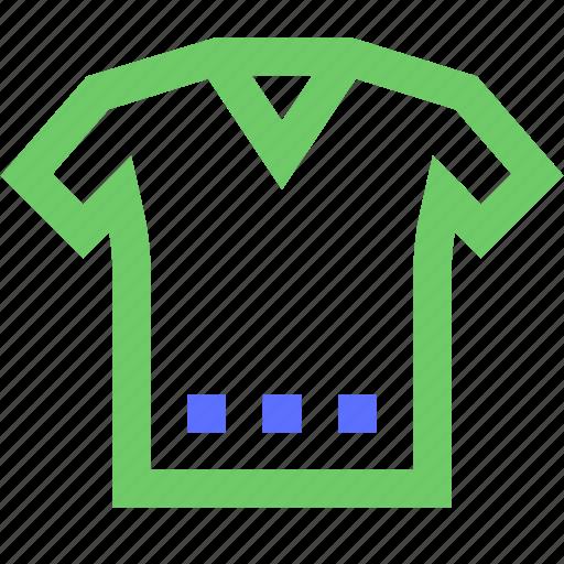apparel, clothing, costume, dress, shirt, short, sleeve, wear icon