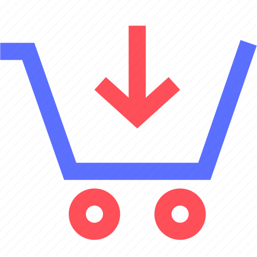 add, business, cart, commerce, economics, marketing, trade icon
