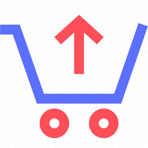 business, cart, commerce, economics, marketing, remove, trade icon