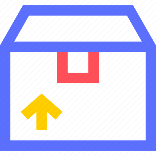 box, business, commerce, economics, marketing, shipping, trade icon