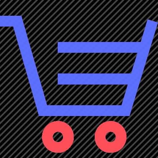 business, cart, commerce, economics, marketing, shopping, trade icon