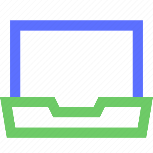 computers, digital, electronic, gadget, intelligence, laptop, notebook icon