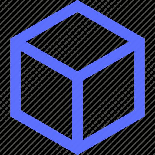 3d, cube, design, graphic, idea, interface, web icon