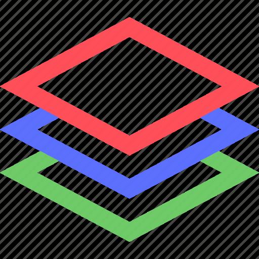 design, graphic, idea, interface, layers, web icon
