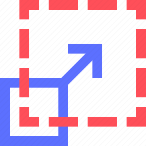 design, graphic, idea, interface, resize, web icon
