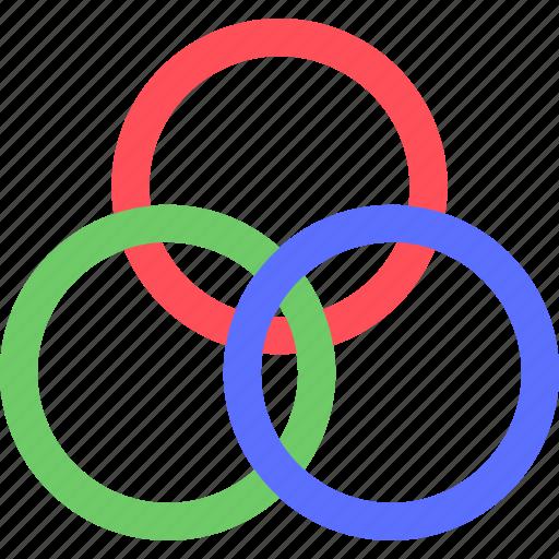 color, design, graphic, idea, interface, rgb, web icon