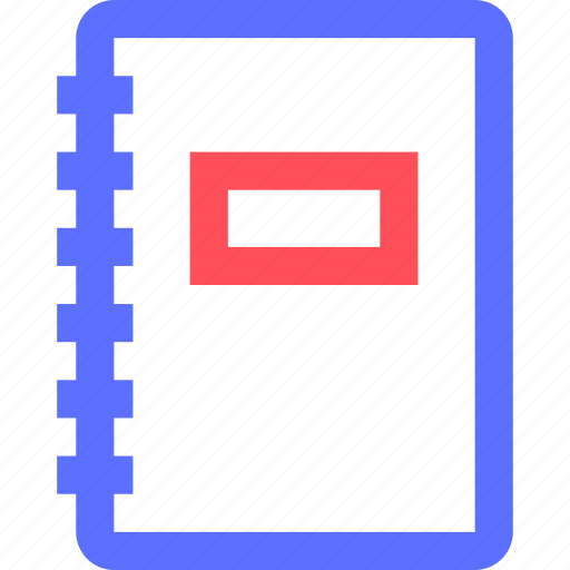 culture, education, learn, notebook, science, training icon