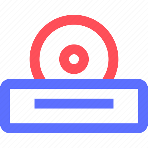 blueray, devices, dvd, electronics, gadgets, player, systems, technology icon