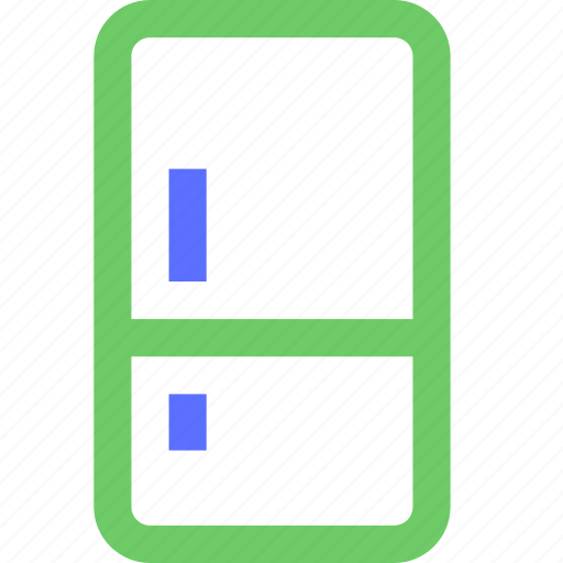 devices, electronics, fridge, gadgets, systems, technology icon