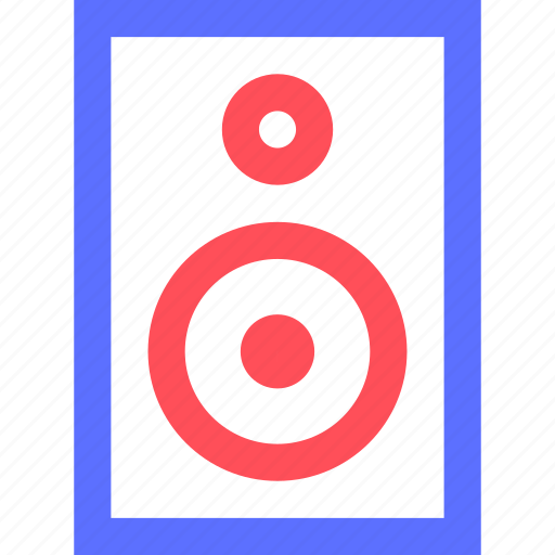 devices, electronics, gadgets, speakers, systems, technology icon