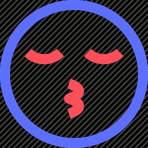 chat, cuttie, emoji, emoticons, face, social icon